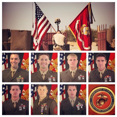 In grateful appreciation for their service, TAPS honors the lives of 7 U.S. Marines killed in this week's training crash. The official release of names was made by MARSOC this afternoon. Among the fallen include Staff Sgt. Seif, recipient of the Silver Star medal just last week for his actions in Afghanistan that saved life of a fellow Marine.